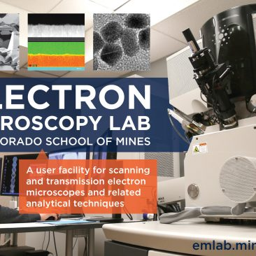 Postcard for Electron Microscopy Lab