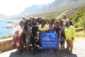CNR MPA students in Cape Town