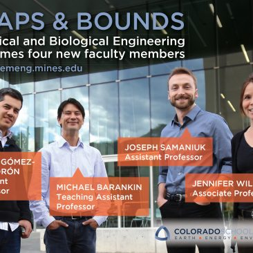 Postcard: New Chemical and Biological Engineering faculty